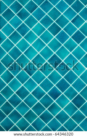 Pattern and texture of ceramic tile wall - stock photo