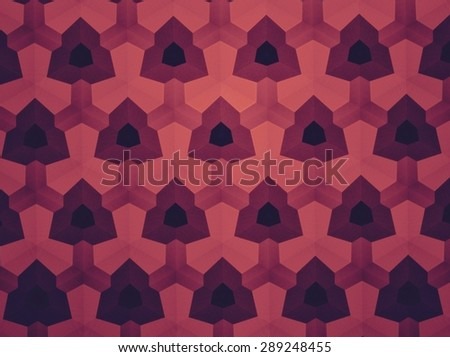 Pattern background color