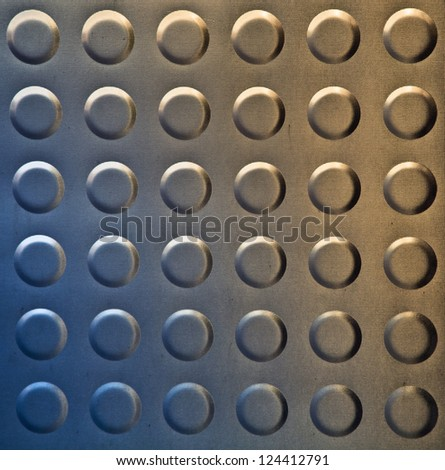 Pattern metal grid. aluminum metal texture - stock photo