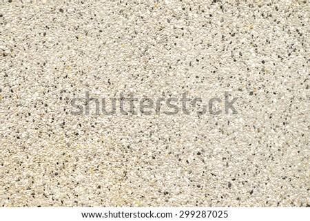 pattern of granite wall surface - stock photo