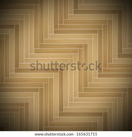 pattern of laminated floor parquet for your design - stock photo
