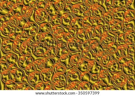 pattern of multiple colors and pixels abstract design