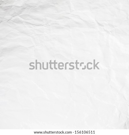 Pattern of the crashed paper  - stock photo