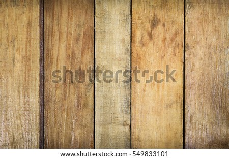 Pattern of wood texture