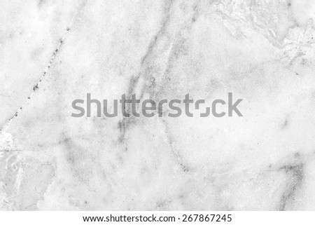 Pattern on the white marble floor texture and backgrounds - stock photo