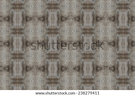 Pattern sand close - stock photo