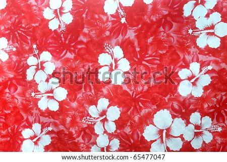 Pattern sarong - stock photo