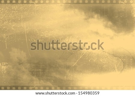 Patterned grungy background  with space for text or image - stock photo