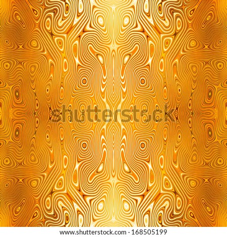 Patterned painting on glass. Can be used in textiles, for a stained-glass window, for book design, website background, and also for the design of the objects of interior and exterior. Module - stock photo