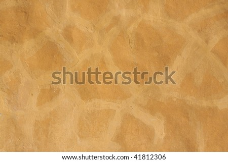 Patterned Plaster Wall Background