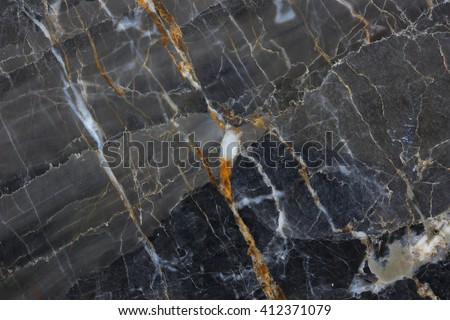 Patterned Structure of gray marble for design.