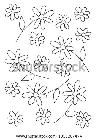 Patterns colour colouring pages pretty flowers stock illustration patterns to colour colouring pages for pretty flowers decorations background wallpaper scrapbooking colouring book pages for mightylinksfo
