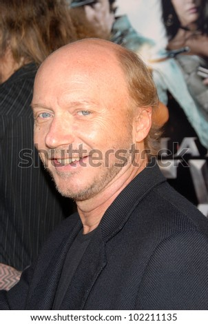 "Paul Haggis at the ""Jonah Hex"" Los Angeles Premiere, Cinerama Dome, Hollywood, CA. 06-17-10"