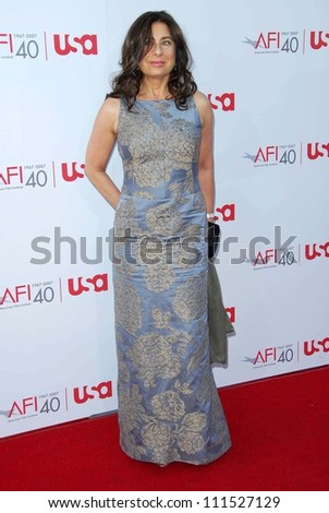 Paula Wagner at the 35th Annual AFI Life Achievement Award celebration honoring Al Pacino. Kodak Theatre, Hollywood, CA. 06-07-07