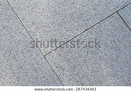 Paving slabs close up as a background - stock photo