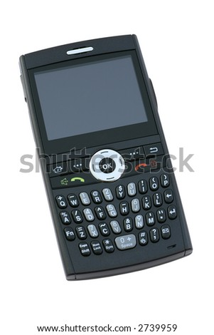 PDA/cell phone - stock photo