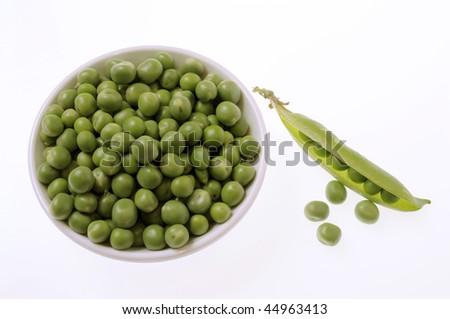 Pea - stock photo