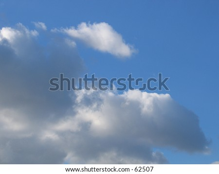 peaceful clouds