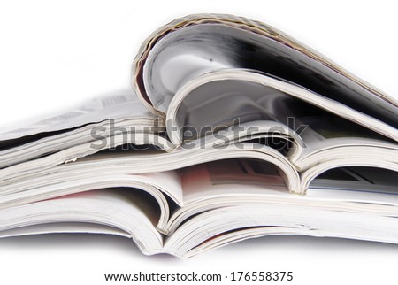 peal of magazines