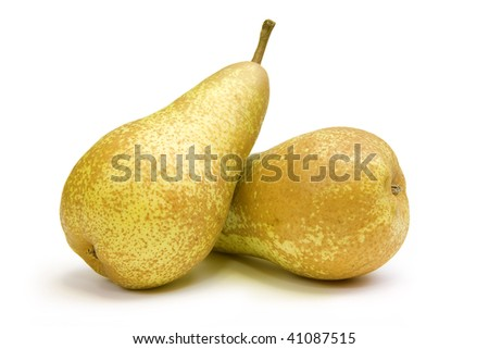 pear - stock photo