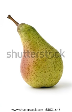 pear - stock photo
