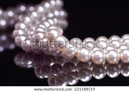 Pearl - stock photo