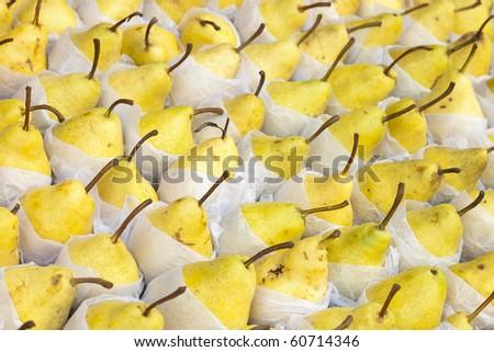 pears - stock photo