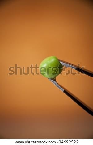 peas - stock photo