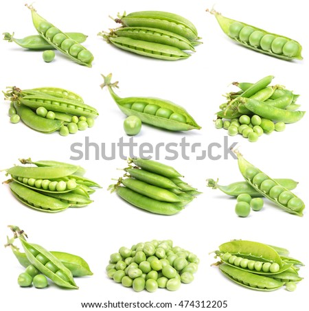 Peas collection
