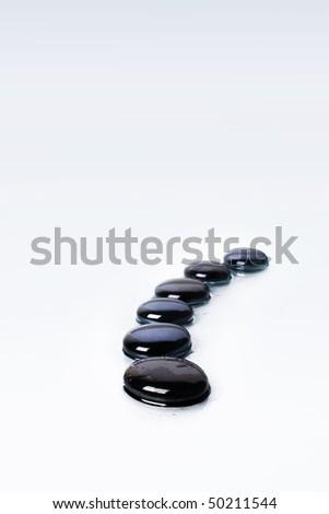 pebble - stock photo