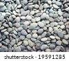 Pebble stone for Spa - stock photo