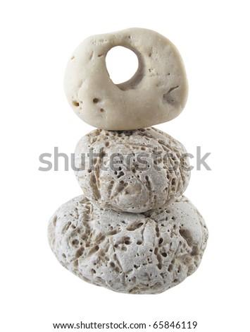 Pebbles - stock photo