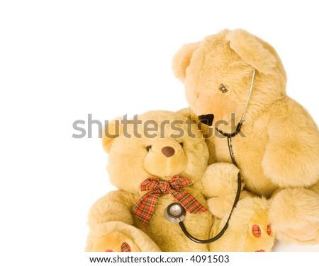 Pediatrics - stock photo