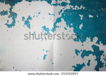 Peeling paint on wall seamless textur Designs on paper