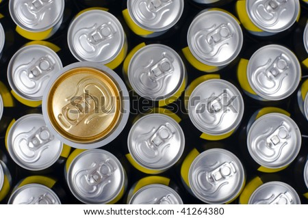 Peer pressure to drink - stock photo