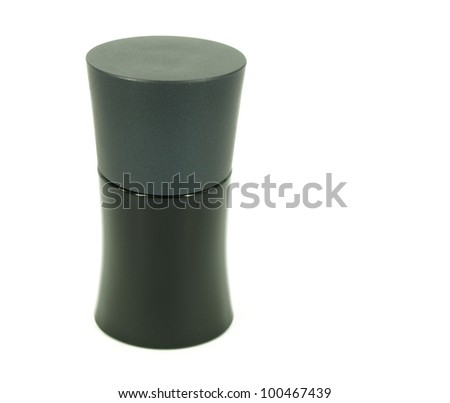 Pefume bottle - stock photo