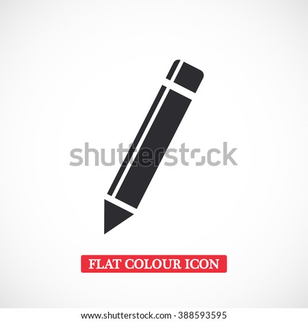 Pen icon, Pen pictograph, Pen web icon, Pen icon, Pen icon eps, Pen icon illustration, Pen icon picture, Pen flat icon, Pen design icon, Pen icon art, Pen icon jpg, Pen icon object. - stock photo