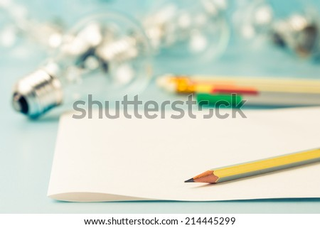 As creative writing