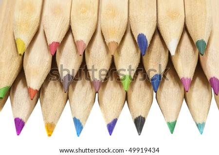 Pencil Drawing - stock photo