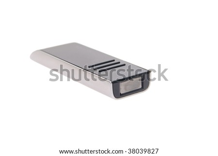 Pendrive isolated on white background