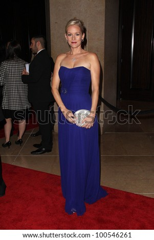 Penelope Ann Miller at the 23rd Annual Producers Guild Awards, Beverly Hilton, Beverly Hills, CA 01-21-12