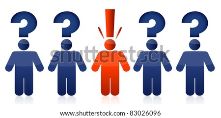 people concept - stock photo