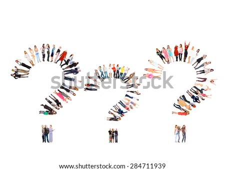 People Diversity Achievement Idea  - stock photo