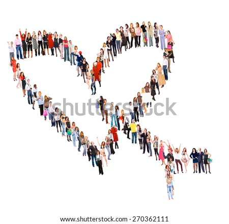 People Diversity Corporate Teamwork  - stock photo