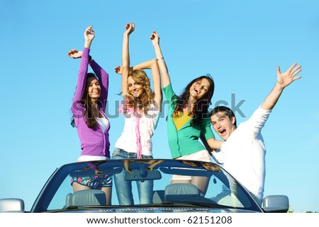 people group - stock photo