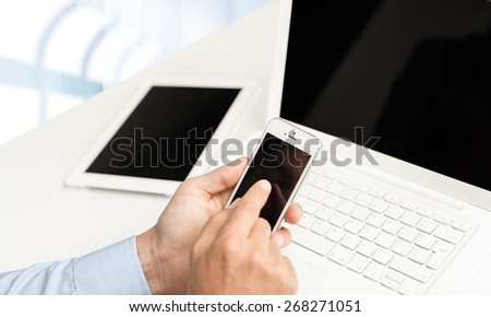 People, person, information. - stock photo
