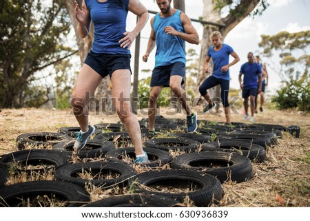 Obstacle Course Stock Images Royalty Free Images