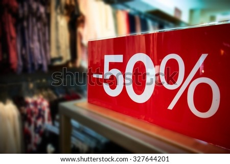 percentage discount sign in cloth discount discount sign in cloth
