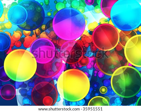 perfect bubble background  - similar images available