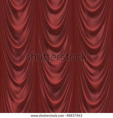 Curtain Texture Seamless perfect seamless tiling texture velvet curtain stock illustration